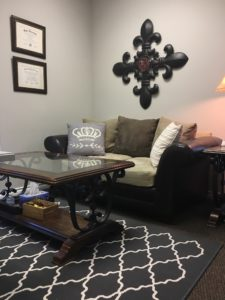 Morrison Clinic Amy Morrison's office picture