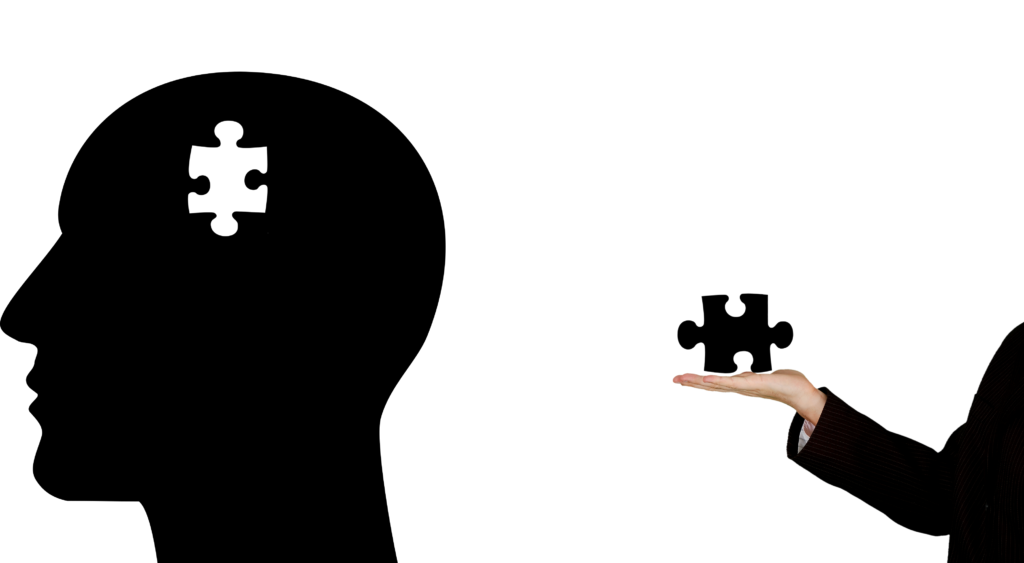 Understanding your emotions gives you the missing puzzle piece